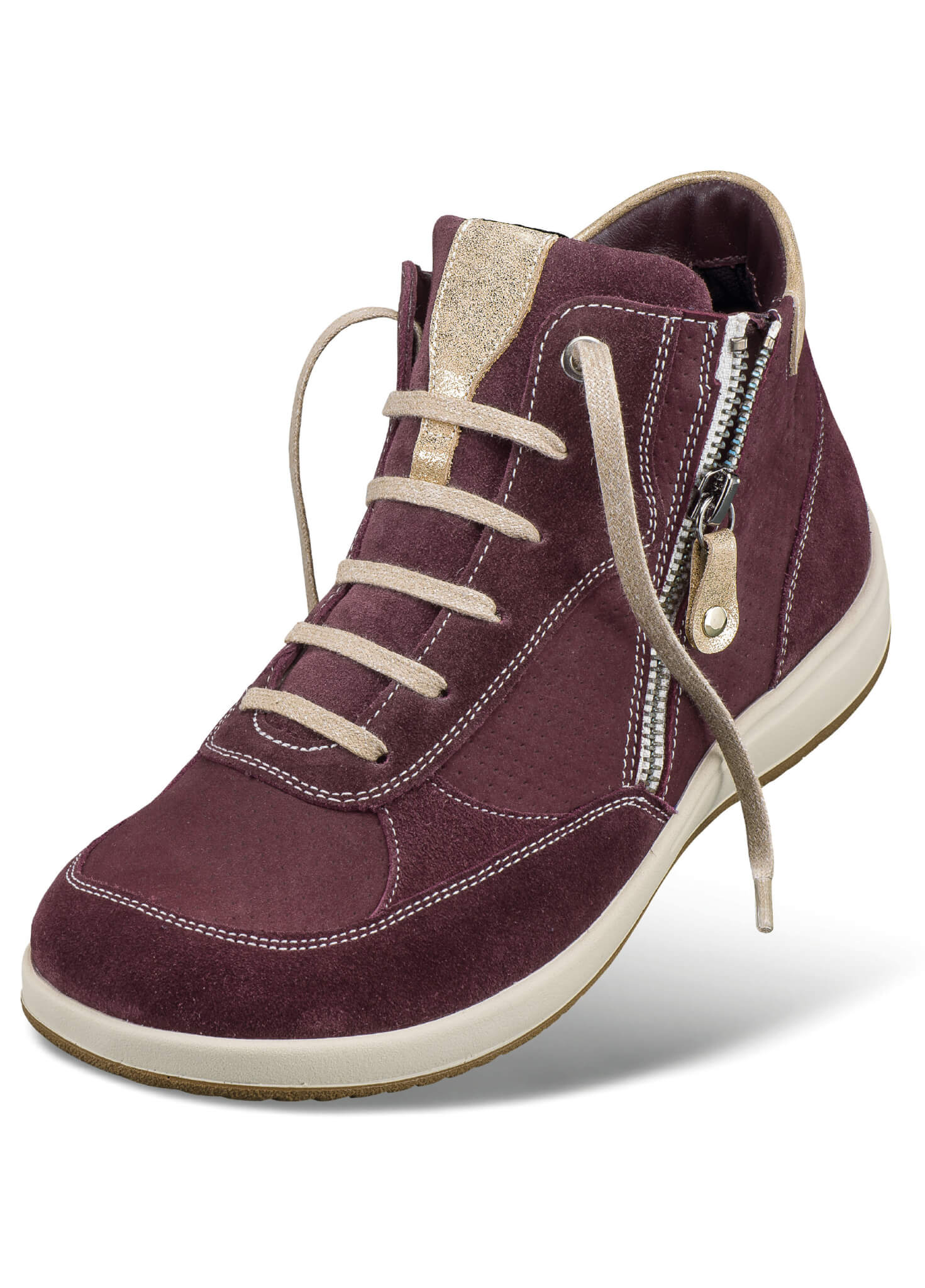 Brede schoenen brede voeten en hoge wreef Enkellaarsjes